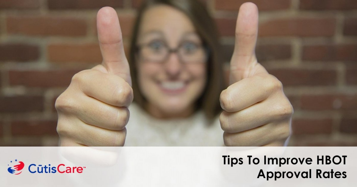Tips To Improve HBOT Approval Rates