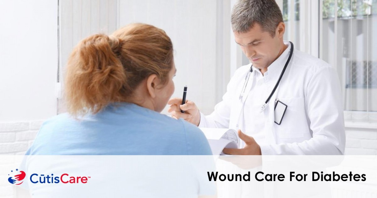 Wound Care For Diabetes