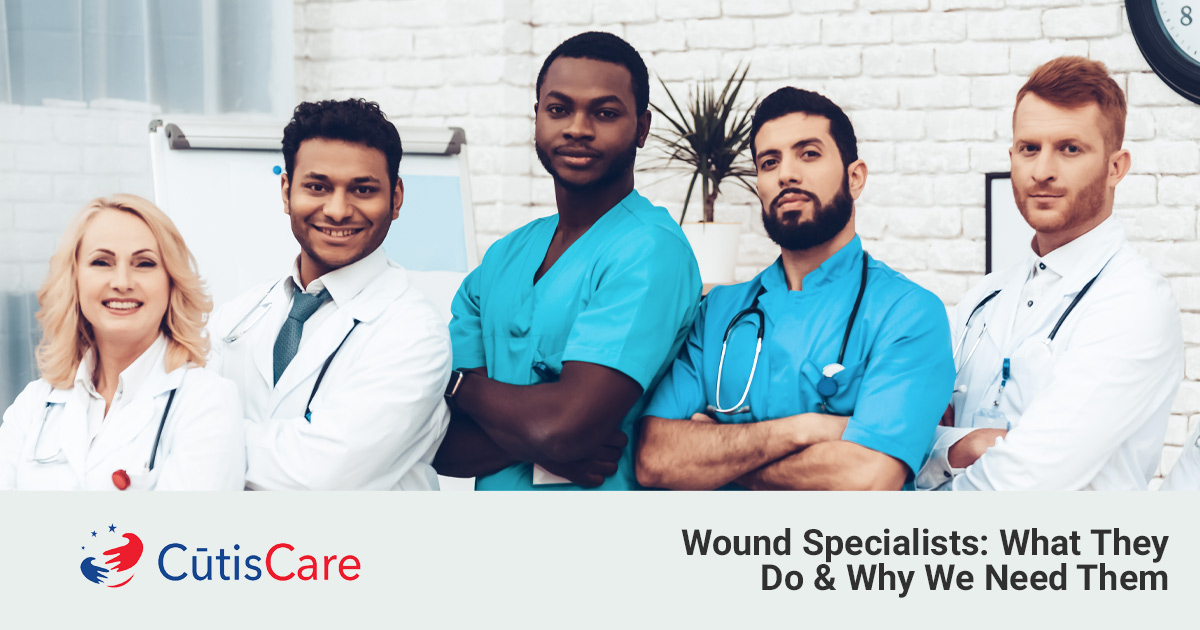 What Role Do Wound Specialists Play In Wound Care?