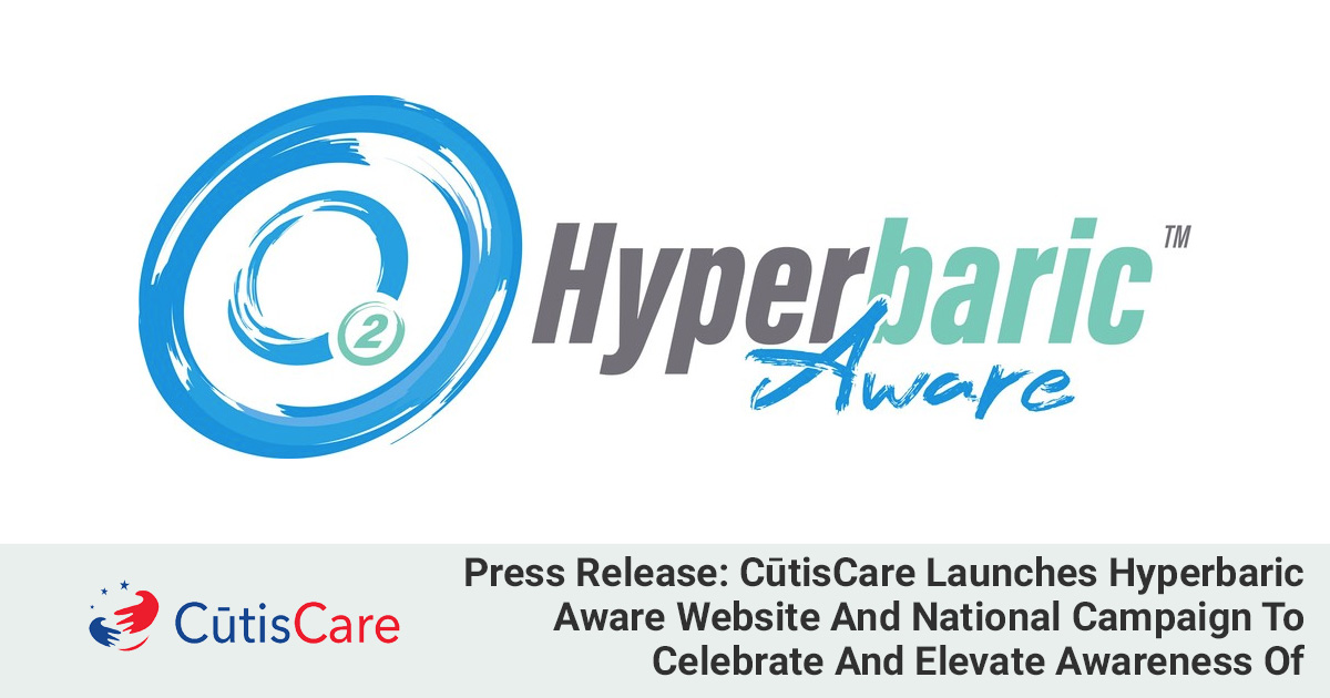 Hyperbaric Awareness press release
